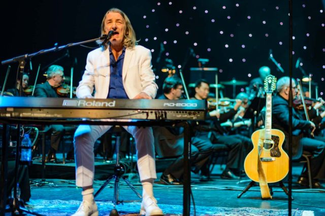 Roger Hodgson at Jake's House Event World Autism Awareness Day
