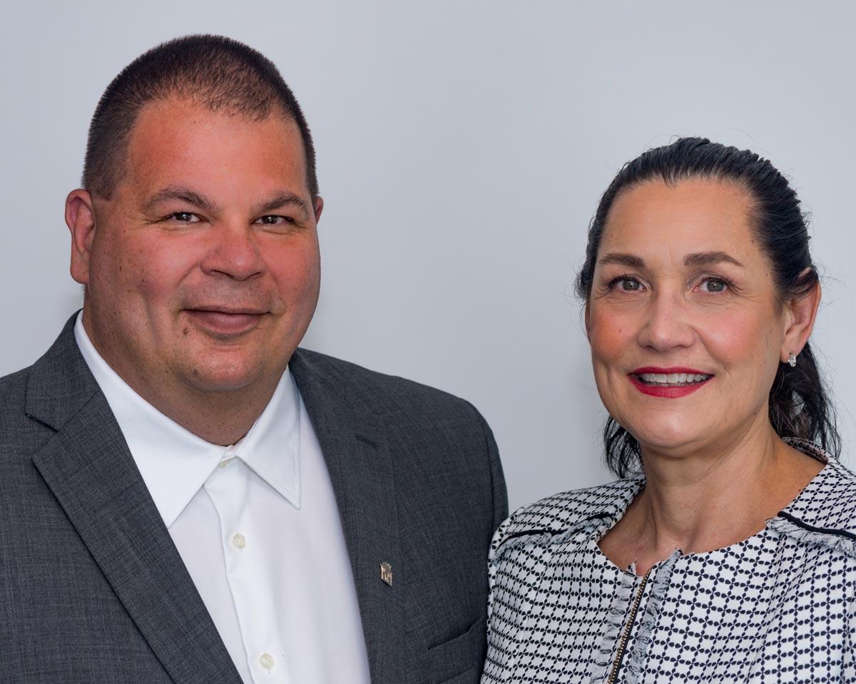 Irene & David Bodanis Headshot - Jake's House Charity Founders