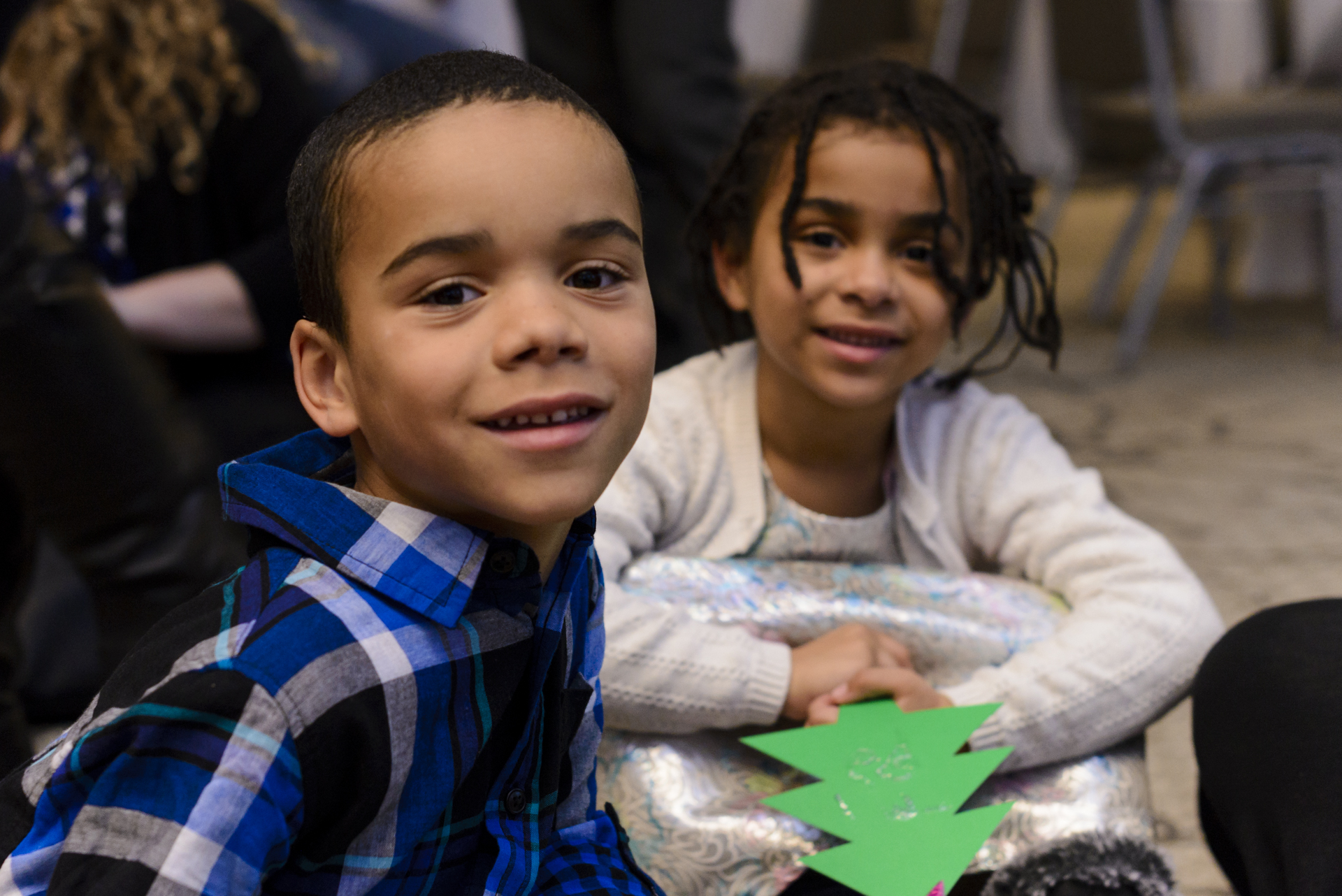 Giving Tuesday 2019 - children with autism